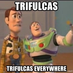 X, X Everywhere  - Trifulcas trifulcas everywhere