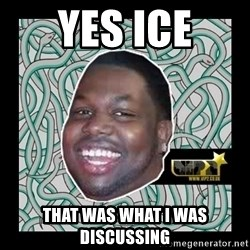 ViP2 Gayle - YES ICE THAT WAS WHAT I WAS DISCUSSING