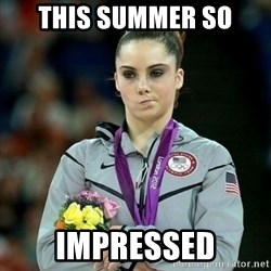 McKayla Maroney Not Impressed - THIS SUMMER SO Impressed