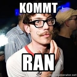 Super Smart Hipster - kommt ran