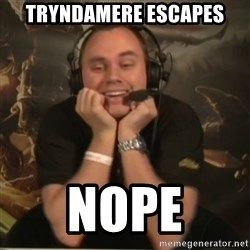 Phreak - tryndamere escapes nope
