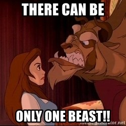 BeastGuy - There can be only ONE beast!!