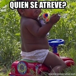 Swagger Baby - quien se atreve?