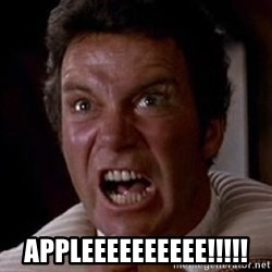 Khan - APPLEEEEEEEEEE!!!!!