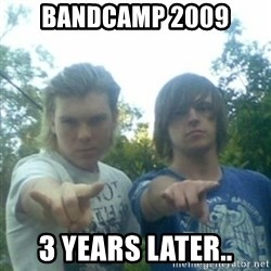god of punk rock - bandcamp 2009 3 years later..