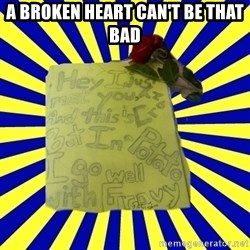 Livy - A broken heart can't be that bad