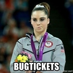 McKayla Maroney Not Impressed - Bugtickets