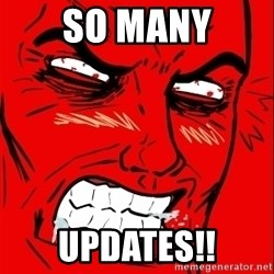 Rage Face - So many Updates!!