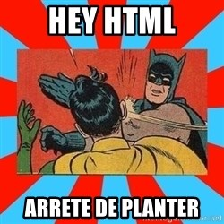 Batman Bitchslap - HEY HTML ARRETE dE PLANTER