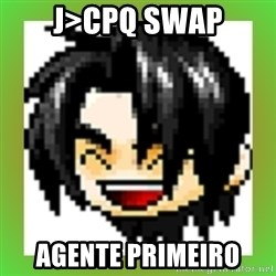Maple Noob - J>CPQ SWAP AGENTE PRIMEIRO