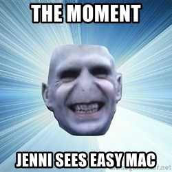 vold - THE MOMENT  JENNI SEES EASY MAC