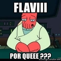 Sad Zoidberg - flaviii  por queee ???