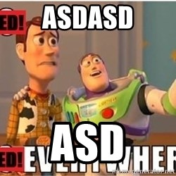 Toy Story Everywhere - asdasd asd