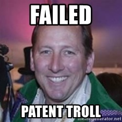 Pirate Textor - FAILED PATENT TROLL