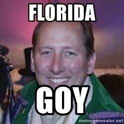 Pirate Textor - florida goy
