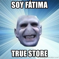 vold - SOY FÁTIMA TRUE STORE