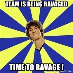 dendi - team is being ravaged time to ravage !