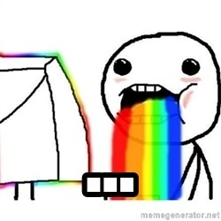 Puking Rainbows - ...