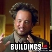 Therefore Aliens -  buildings
