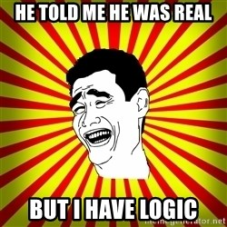 Yao Ming trollface - he told me he was real but i have logic