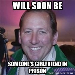 Pirate Textor - WILL SOON BE SOMEONE's GIRLFRIEND IN PRISON