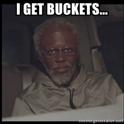 Uncle Drew - I Get Buckets...