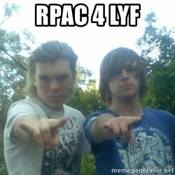 god of punk rock - rpac 4 lyf
