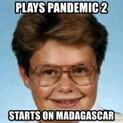 good luck larry hd - plays pandemic 2 starts on madagascar