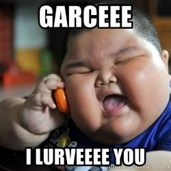 fat chinese kid - GaRCEEE I Lurveeee you