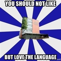 Tipichnuy MGLU - You should not like but love the language