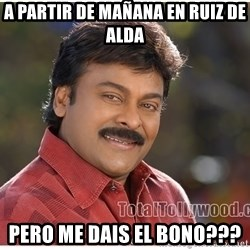 Typical Indian guy - a partir de mañana en Ruiz de Alda  pero me dais el bono???
