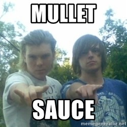 god of punk rock - mullet sauce