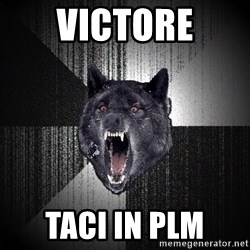 Insanity Wolf - Victore taci in plm