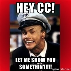 Fire Marshall Bill - HEY CC! let me show you somethin'!!!!!