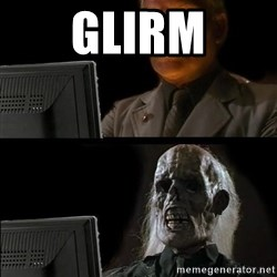 Waiting For - glirm
