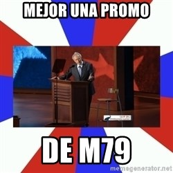 Invisible Obama - mejor una promo de m79