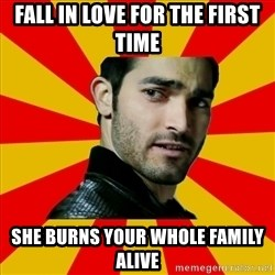 Fail Wolf - FALL IN LOVE FOR THE FIRST TIME SHE BURNS YOUR WHOLE FAMILY ALIVE