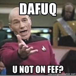star trek wtf - dafuq u not on fef?