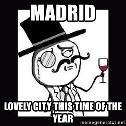Lulzsec - MADRID lovely city this time of the year