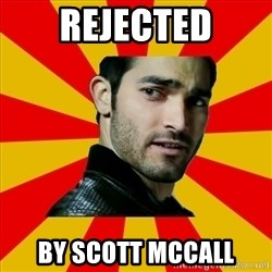 Fail Wolf - REJECTED BY SCOTT MCCALL