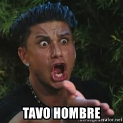 Angry Guido  - tavo hombre