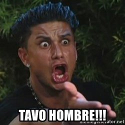 Angry Guido  - tavo hombre!!!
