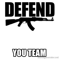 defendpoppunk - You team
