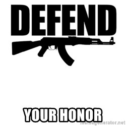defendpoppunk - Your honor