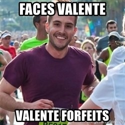 Incredibly photogenic guy - Faces valente Valente forfeits