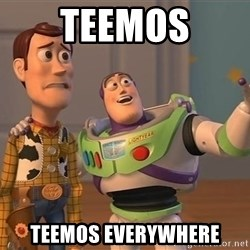 ORIGINAL TOY STORY - teemos teemos everywhere