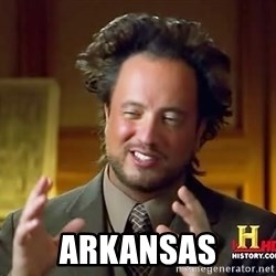 Ancient Aliens - Arkansas