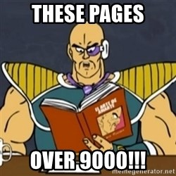 El Arte de Amarte por Nappa - these pages over 9000!!!