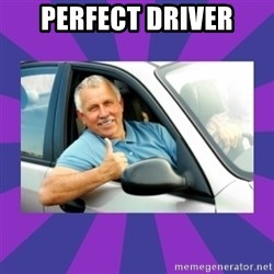 Perfect Driver - PERFECT DRIVER