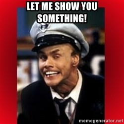 Fire Marshall Bill - Let me show you something!